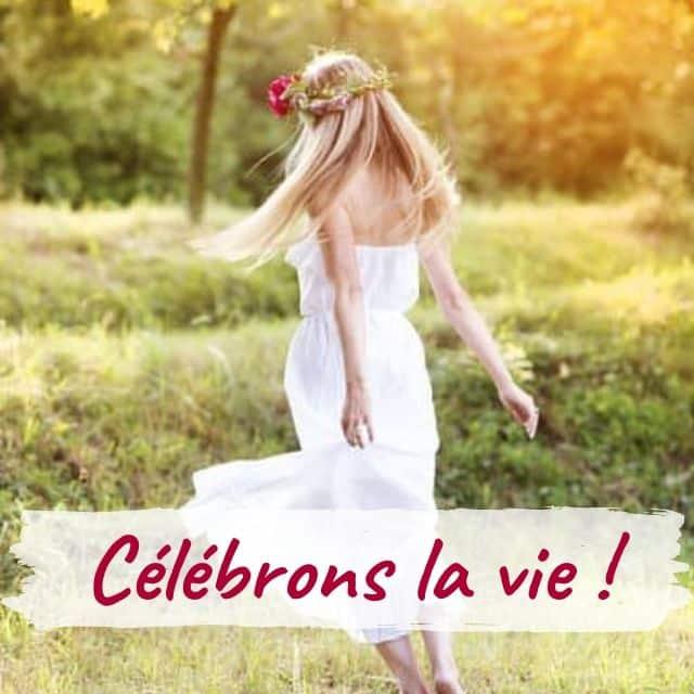 Célébrons la vie - Les 8 fêtes païennes